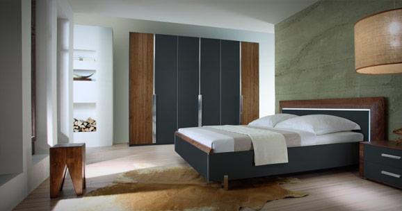 Modern German Bedroom Furniture Mirrored Home Accessories